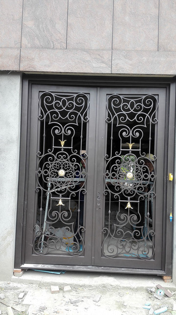 Wrought Iron Doors Iron Double Doors Iron Front Doors Iron Entry