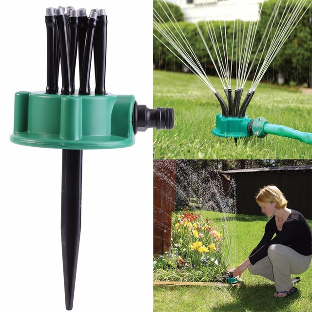 Rasen Bewässerungssystem vgeby 2 stücke garten pflanzen gemüse einstellbare bewässerung