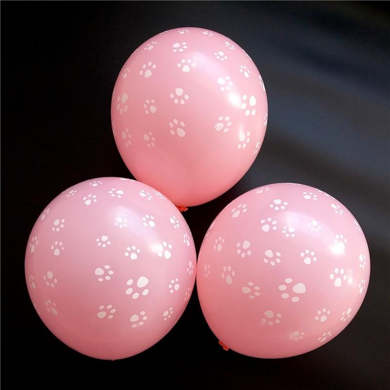 100pcs Big Latex Romantic Round balloons Decahedron printed Wedding Happy Birthday Party Celebration Decoration Marriage