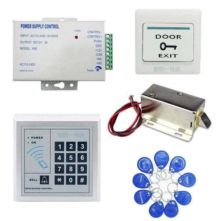 RFID 125Khz keypad Access Control System for door/drawer CabinetRFID 125Khz keypad Access Control System for door/drawer Cabinet