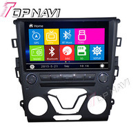 Topnavi 9 Car DVD GPS For Ford mondeo 2013 Car Radio Multimedia Audio Stereo In Dash,Wince System