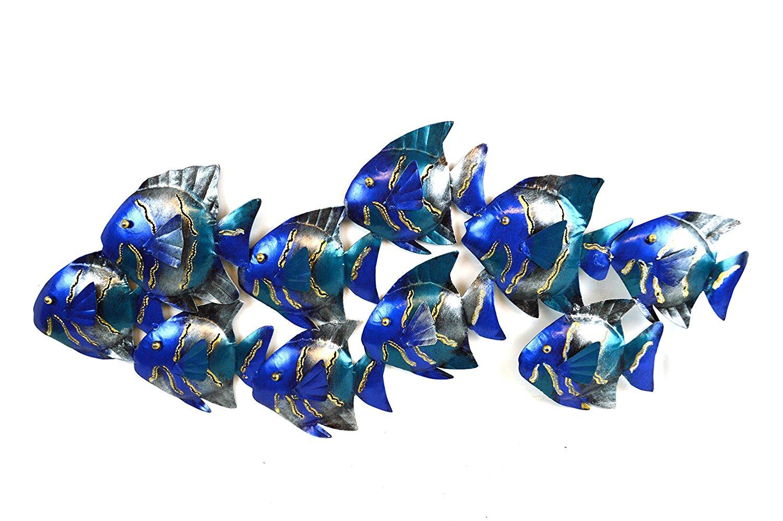 Wall Decor Metal Fish : Get cheap metal fish wall art aliexpress