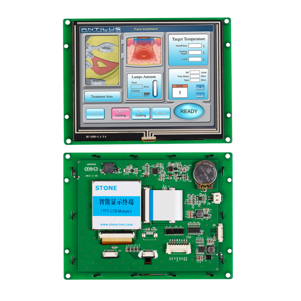 STONE 5.6 TFT Touch Controller And Serial InterfaceSTONE 5.6 TFT Touch Controller And Serial Interface
