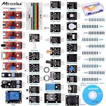Miroad 37 Sensor Module The Starter Kit Robot Projects for Arduino Uno R3 Raspberry Pi