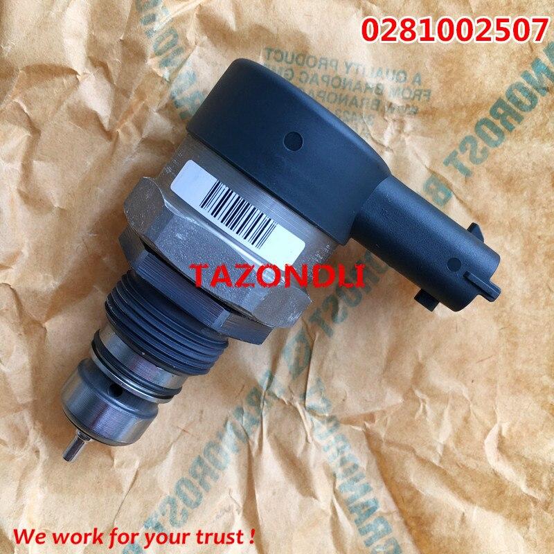 Акции! натуральная и Новый контроля давления клапан DRV 0281002507/0281002625 для 55185570 31402-2A400 с оригинальной упаковке