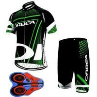 2017 Pro Team ORBEA Cycling Clothing Cycling Jersey Mtb Bike Shirt Bib Shorts Racing Bicycle Wear