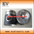 For Doosan P222LE engine parts piston