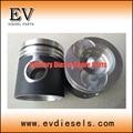 For Doosan P222LE engine parts piston