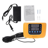 Intelligent Thermostat Alarm Temperature Controller For Breeding Greenhouse Room