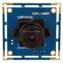 1080P full hd usb Camera Module 2.1mm lens wide angle 2MP 1080p CMOS OV2710 USB video camera