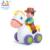 Huile Juguetes 838A Carreras Feliz Caballo de Juguete con Música y Luz Universal Coche de la Música Juguete de Dirección Automática Coche de Juguete Mejor Regalo Para niños