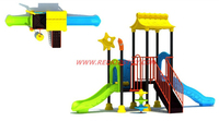Hot Sell Superior Children Playground Set Safe Mini Kids Playing Slide CE Certificated