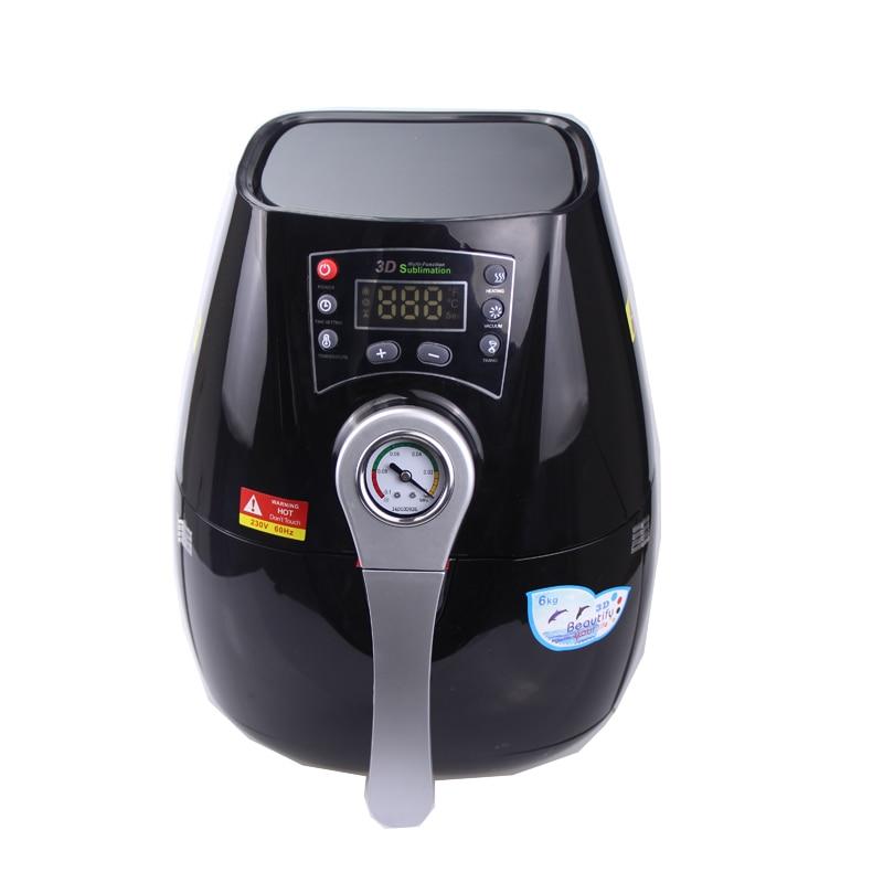 High Quality Mini 3D Sublimation Vacuum Heat Press Machine For Mug transfer printing ST-1520 C2
