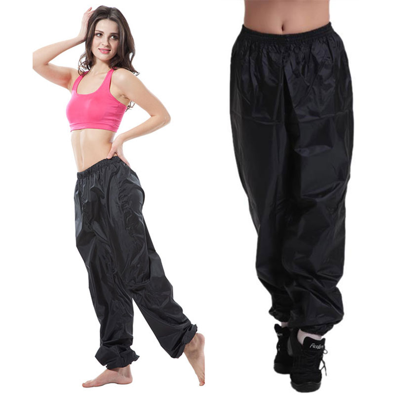 Women Sauna Pants Woman Fitness Weight Loss Aerobics ...