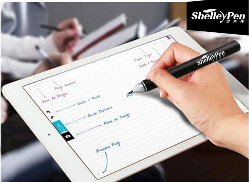 Capacitive Screen Stylus Tablet Accessories Touch Pen For IPhone/iPad/Samsung/Sony Tablets PC/Windows Metal Pencil