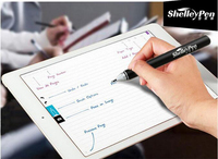 screen pencil samsung Capacitive Screen Stylus Tablet Accessories Touch pen For iPhone/iPad/Samsung/Sony Tablets PC/Windows Metal Pencil (1)