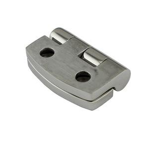 Image 2 - Stainless Steel Marine Hardware Door Butt Hinge Silver Cabinet Drawer Box Hinge Boat Accessories Marine