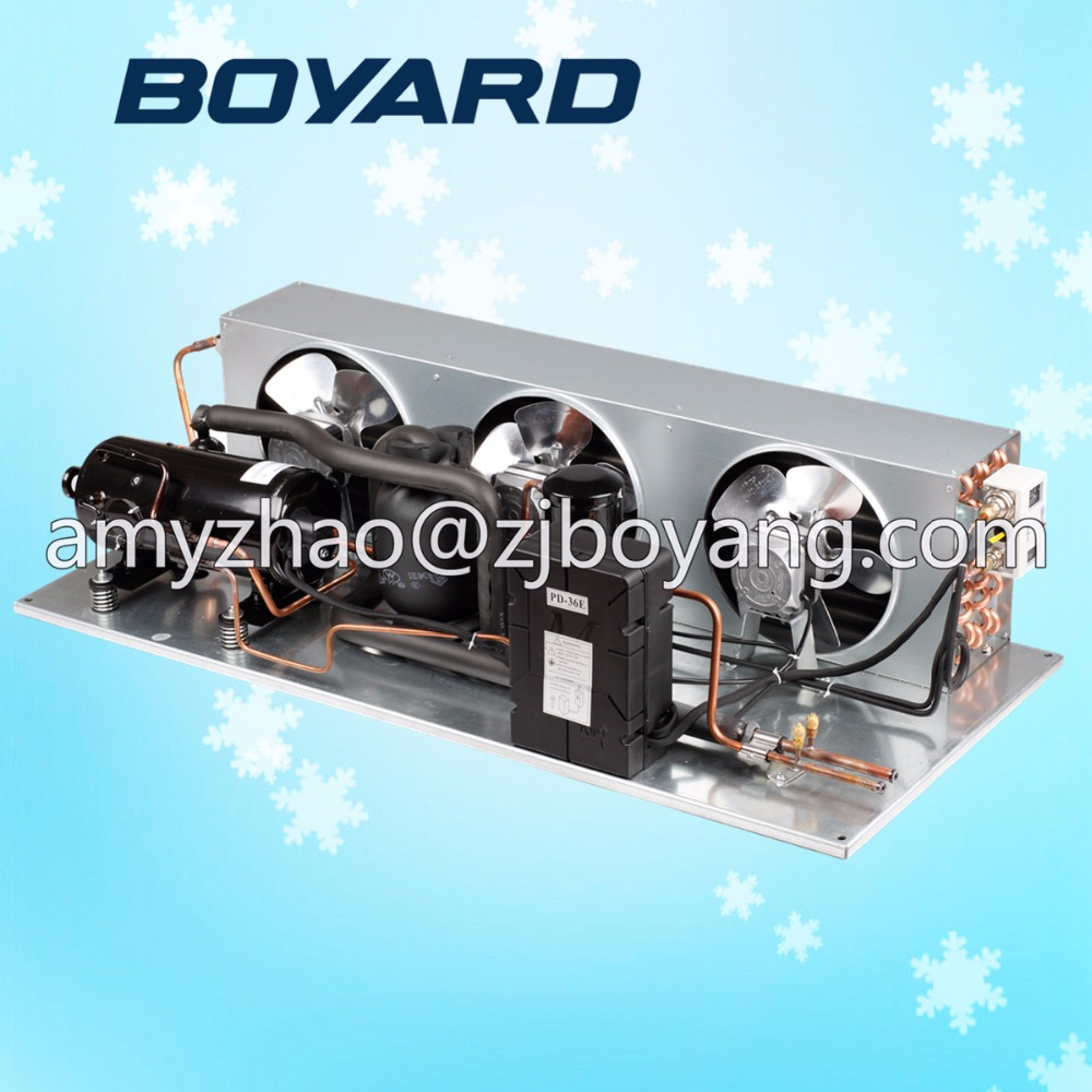220V 60Hz rotary refrigeration unit 2HP for cold chain refrigerated truck with R404a yamaha ns f160