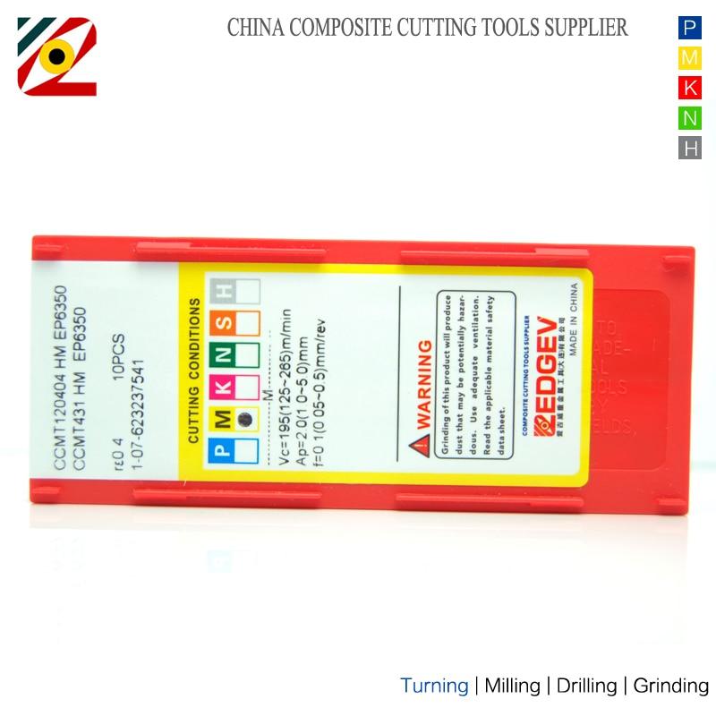 CNC-karbiid-lisad CCMT120404 CCMT120408 CCMT431 CCMT432 HM - - Tööpingid ja tarvikud - Foto 5