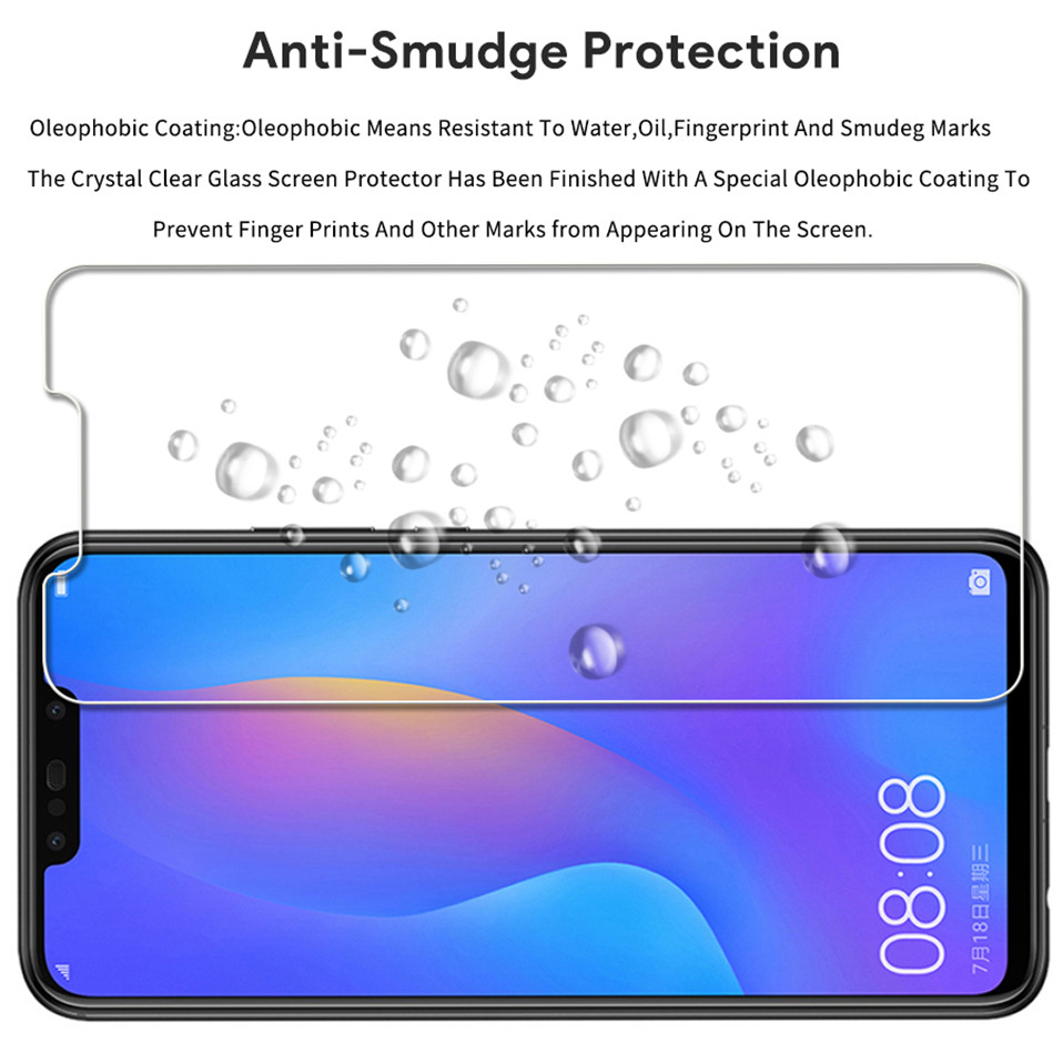 For Huawei P Smart Plus Screen Protector  05