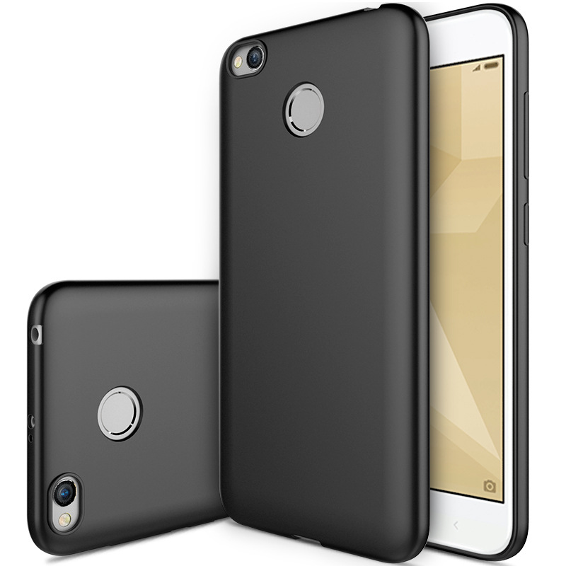 huge discount 30295 654c9 US $1.89 5% OFF|Soft Silicone Case For Xiaomi Redmi 4X 4 Pro Prime 4A Thin  skin Protective back cover for xiaomi redmi 4Pro 4a 4x phone shell on ...