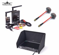 FPV Kit Combo System 5 8Ghz 600mw 48CH TS832 RC832 Plus 7 Inch LCD 1024 X