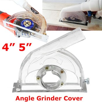 Transparent Grinding Dust Cover For 45 Angle Grinder & 345 Saw Blades For Hand Grinder Power Tool Accessories Nibbler