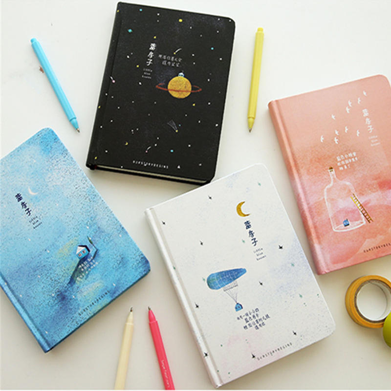 112Sheets Notebook Cute Illustration Color Paper Diary Planner Bullet Journal Travelers Notebook Sketch Book Notepad Stationery112Sheets Notebook Cute Illustration Color Paper Diary Planner Bullet Journal Travelers Notebook Sketch Book Notepad Stationery