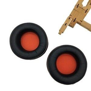 Image 3 - زوج من وسادات الأذن IMTTSTR قطعة واحدة غطاء وسادة الأذن للاستبدال لمعالج الصوت لـ ASUS ORION ROG Spitfire USB 7.1 الظاهري