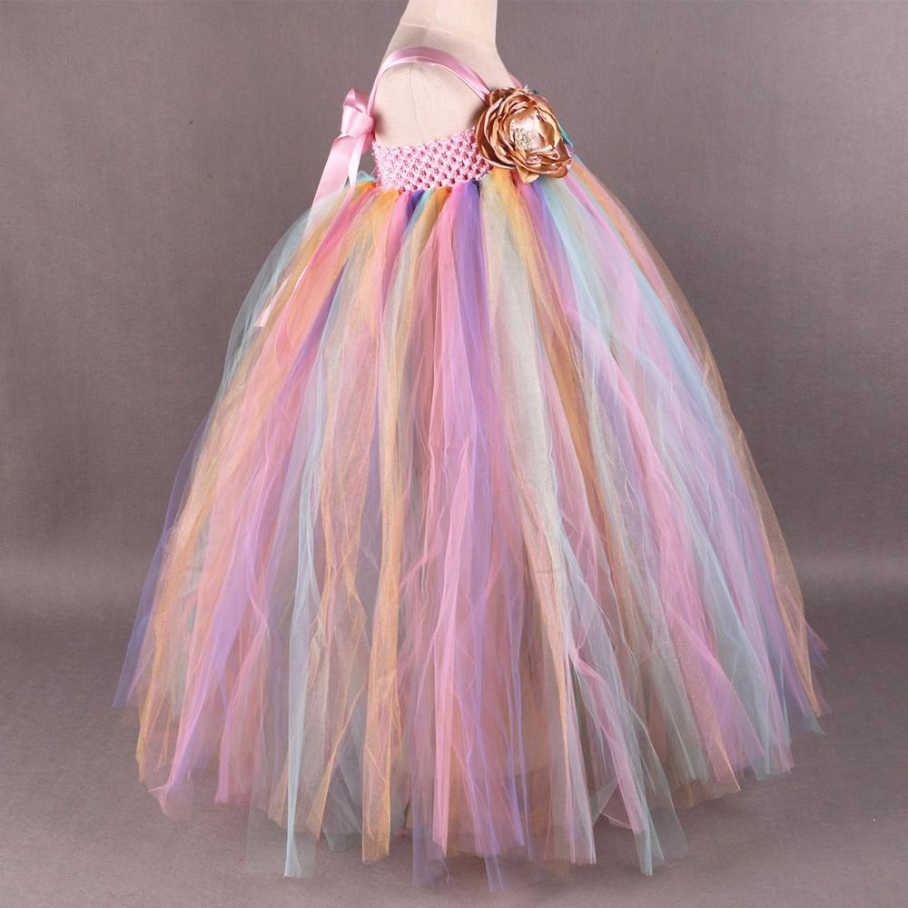 Famoso Vestido De Partido Rainbow Molde - Ideas de Estilos de ...