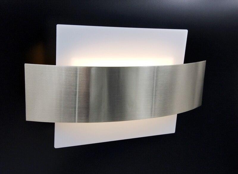 Led lampada da parete applique luci per bagno cucina moderna