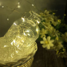 LED String Light Mini Waterproof Fairy Lights For Christmas Holiday Party Garden Bedroom Wedding Decoration Outdoor Indoor Lamp led string lights 100m 800leds holiday light outdoor decor lamp for party wedding garden christmas fairy