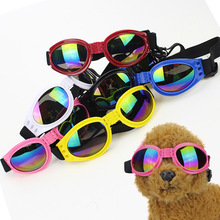 Folding Pet Dog Cat Sunglasses Multicolor Product Accessories Goggles