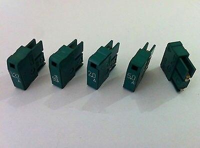 10 pièces Nouveau DAITO Fusible MP50 5A