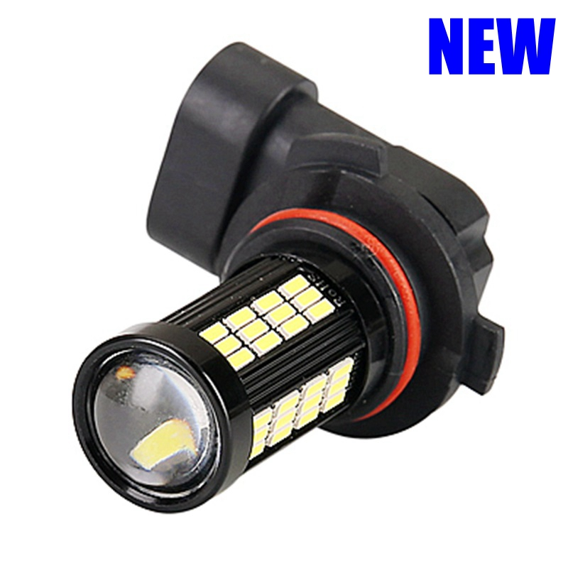 2 шт., новинка, H11 H8 9006 HB4, высокое качество, 66 светодиодный автомобильный противотуманный фонарь, высокая мощность, автомобильный противотуманный светильник, 6000 K, белый, DC12V|Передние LED-фары для авто|   | АлиЭкспресс