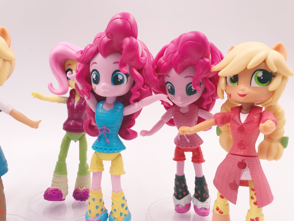 My Little Cute Pony Girl Figurines 13cm 8