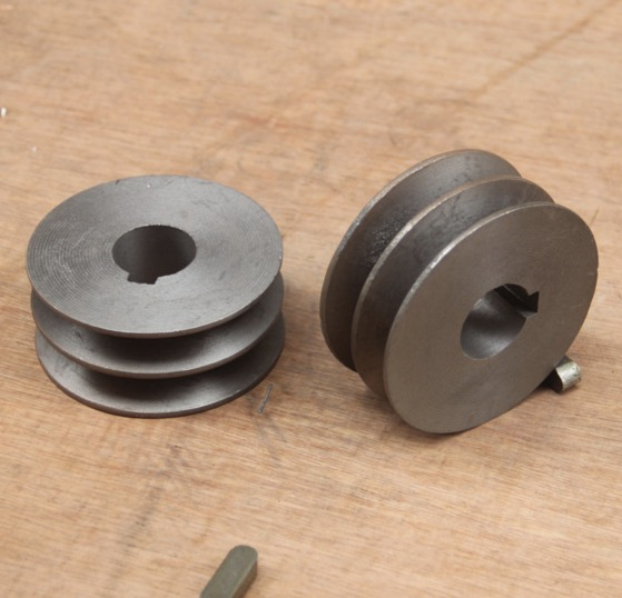 1Piece  Diameter:72mm Hole:24mm Steel Cutting Machine Parts Belt Pulley Cast Iron Pulley Drive Motor Wheel1Piece  Diameter:72mm Hole:24mm Steel Cutting Machine Parts Belt Pulley Cast Iron Pulley Drive Motor Wheel