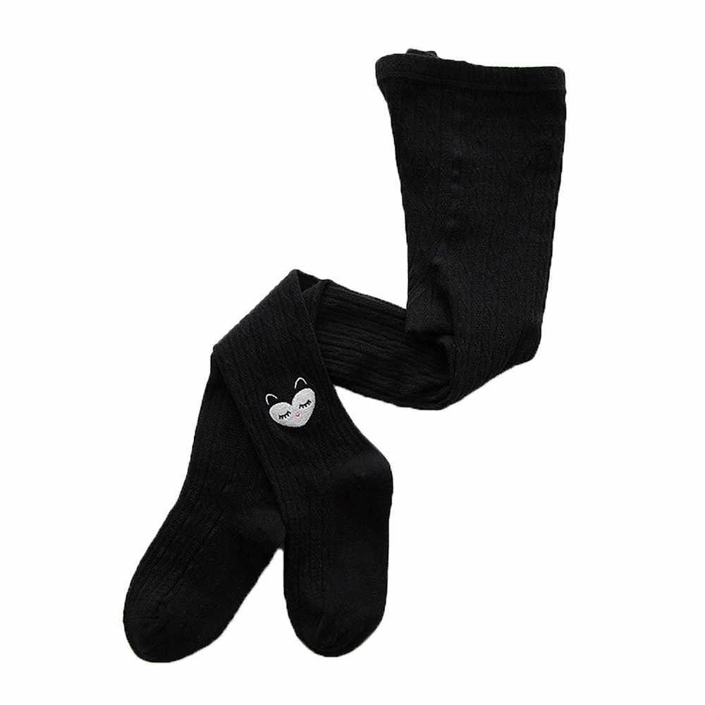 Комбинезоны детская зимняя одежда для девочек, Чулки Мягкие хлопковые повседневные Школьные носки детские гольфы гетры, колготки