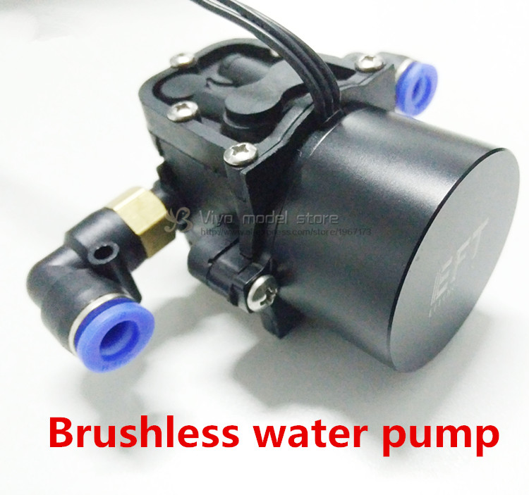 Mini miniature pressure pump spray pesticides reflux type water pump Diaphragm Pumpfor DIY Agriculture drone spray gimbal 5L 10L yanmar parts the water pump thermostat type with reference 4tne88