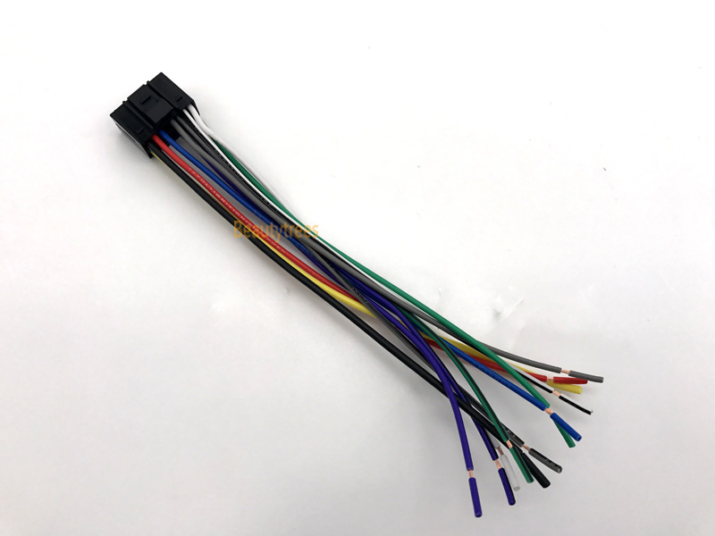 ISO Standard font b HARNESS b font font b for b font font b Kenwood b online get cheap wiring harness for kenwood aliexpress com cheap wiring harness at panicattacktreatment.co
