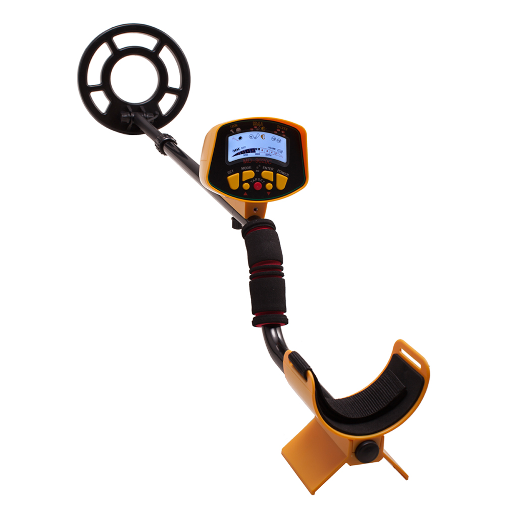 MD-9020C Gold Detector Hobby High Sensitivity LCD Display Backlight Underground Search Metal Detector MD9020C Gold Digger kkmoon professional underground metal detectors md 9020c high sensitivity lcd display backlight md9020c metal detector