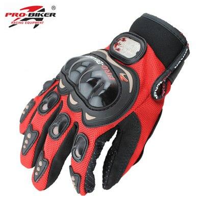 Gants moto look sportif pour femme avec index tactile pour smartphone ou GPS 4