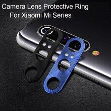 Камера объектив защитное кольцо для Xiaomi mi 9 8 SE 8SE A2 9T для Red mi Note 8 7 Pro Note7 K20 металлический реальный телефон защитное устройство для объектива чехол