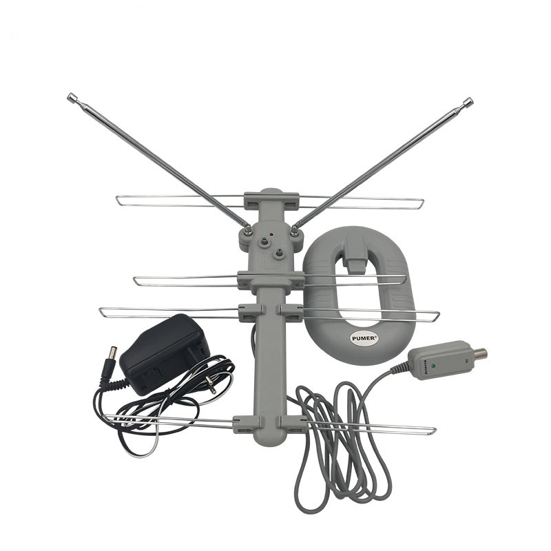 Tv Indoor Antenna Tv Antenna Digital Tv Receiver Vhf Uhf For Dvb T2