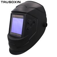 Big View Eara 4 Arc Sensor DIN5 DIN13 Solar Auto Darkening TIG MIG MMA Welding Mask