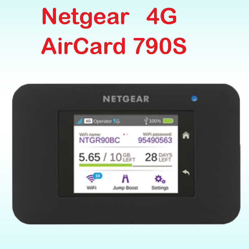 Sbloccato cat6 300mbps netger 790s AC790S Aircard 4g lte mifi router dongle 4G LTE tasca wifi router pocket wifi 360 wifi 4g sim