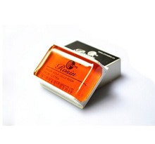MSOR New HOT Natural Light Amber Rosin Resin For Violin Cello solo Bow student Orchestra Amber High Quality
