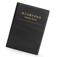 0603 SMD Resistor 170 Values 50 Pcs Kinds 8500pcs 1 Black Sample Book Assortment Kit Resistance