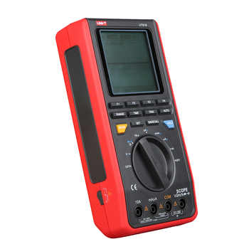UNI-T UT81B LCD Handheld Digital Oscilloscope USB อินเทอร์เฟซ LCD Meter Tester ขอบเขตขอบเขตไดโอดเครื่องมือความไวอินพุต