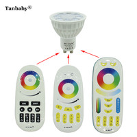 Mi Light 2 4G RF 4W CCT DIM Remote Controller Brightness Color Temperature Dimmable For RGB
